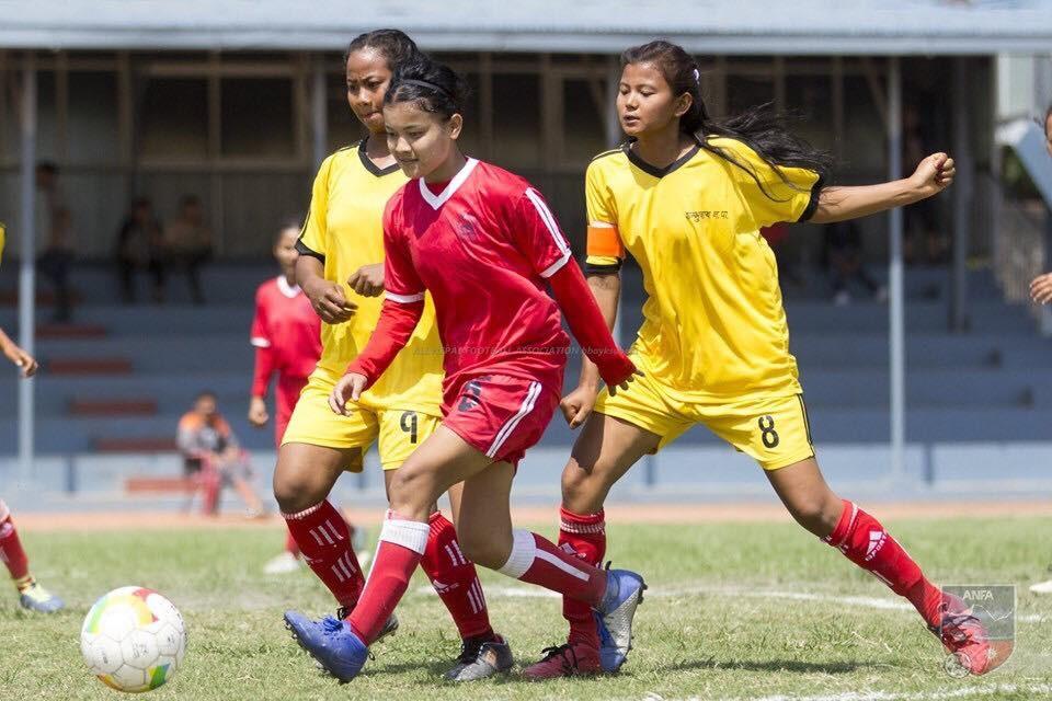 Kathmandu: Waling Thrashes Gorahi In Deputy Mayor Cup Inter-Municipality Women's Tournament