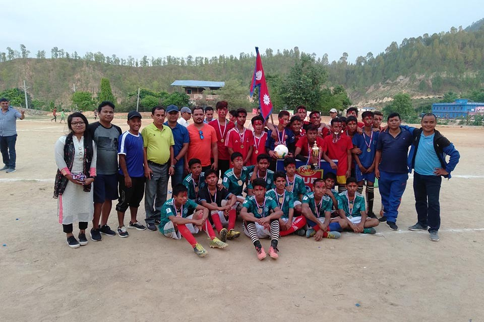 ANFA Reaches Doti For The First Time !