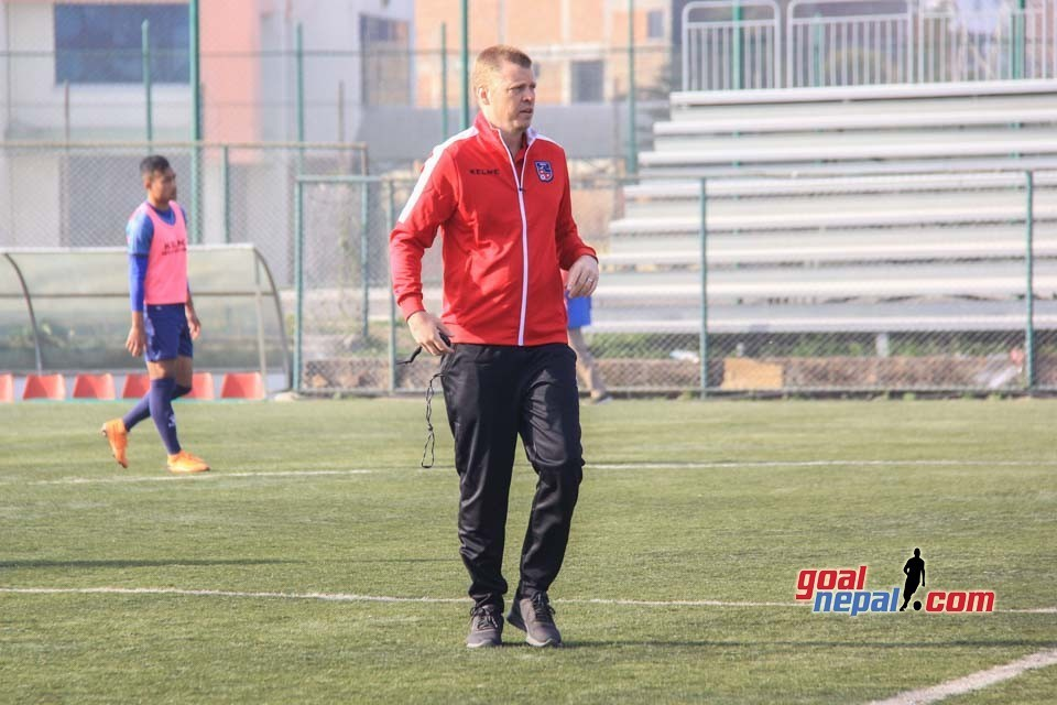 Nepal Coach Johan Kalin: Now We Know Who We Are Facing & We Will Prepare In Best Possible Way