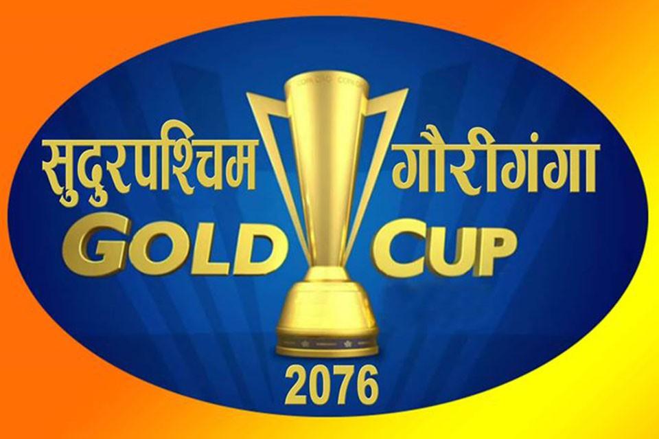 Kailali: Gauriganga XI Sports Club Organizing Far Western Gauriganga Gold Cup