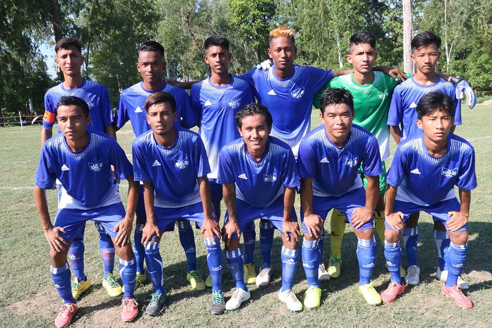 Rautahat: Chidiyadaha Star Club Beats Chandranigahapur In District League