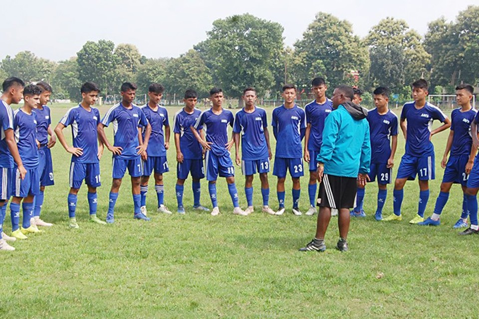 SAFF U15 Championship: India Vs Nepal Today