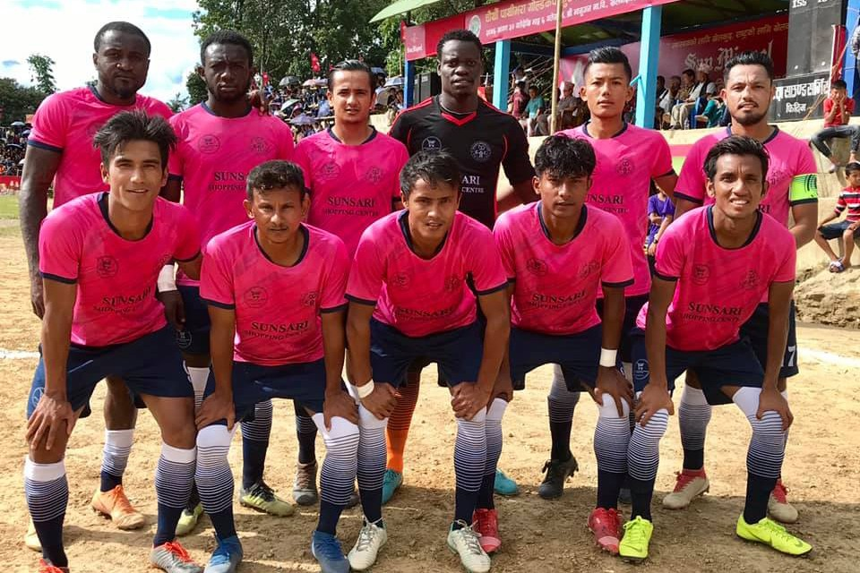 Taplejung: Eleven Arrows Sunsari Enters FINAL Of 4th Pathivara Gold Cup