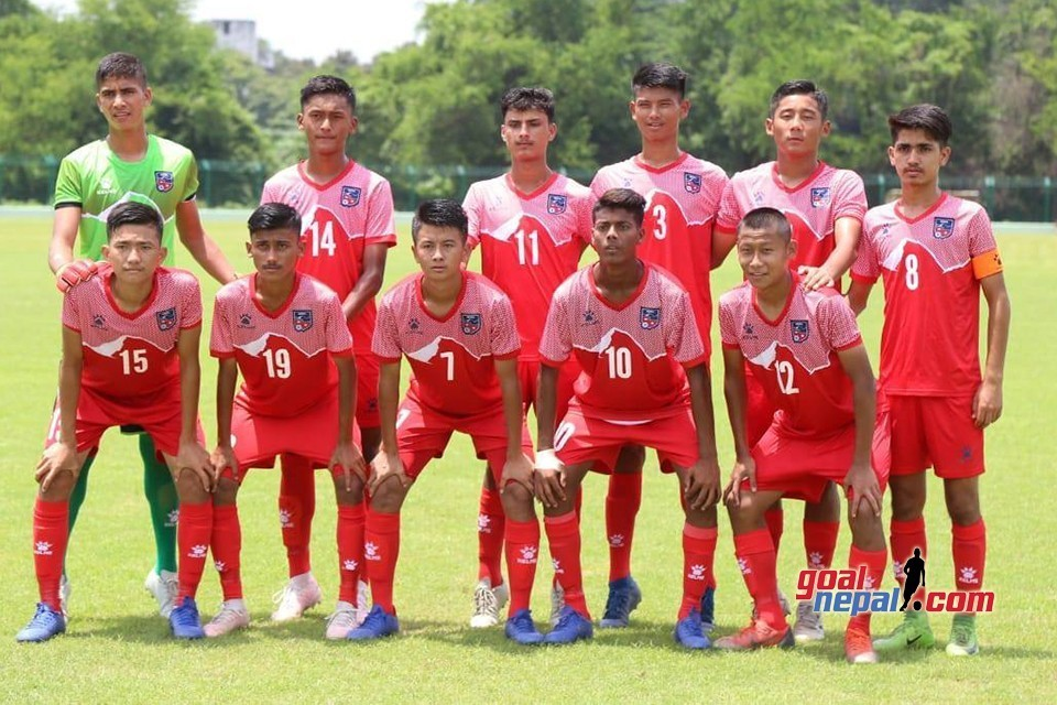 SAFF U15 Championship 2019: Nepal Vs Sri Lanka Today