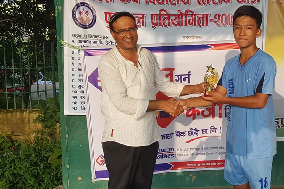 Makwanpur: Russel & Mahendra Ma VI Register Win In Kwiks Cup Qualifiers