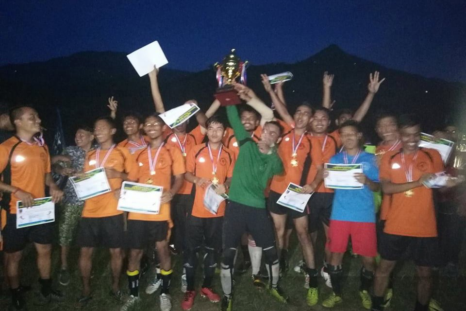 Tanahun: Bhimad Youth Club Wins Title Of District League