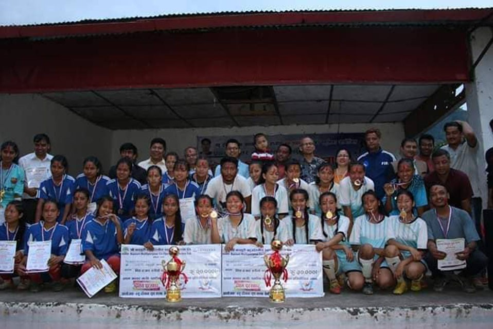Beni: Mount Everest Wins Title Of Inter School Girls Championship