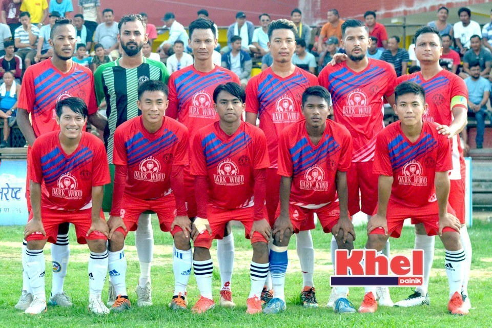 Rupandehi: Pharsatikar Yuwa Club Enters SFs Of 19th Lisnu Cup