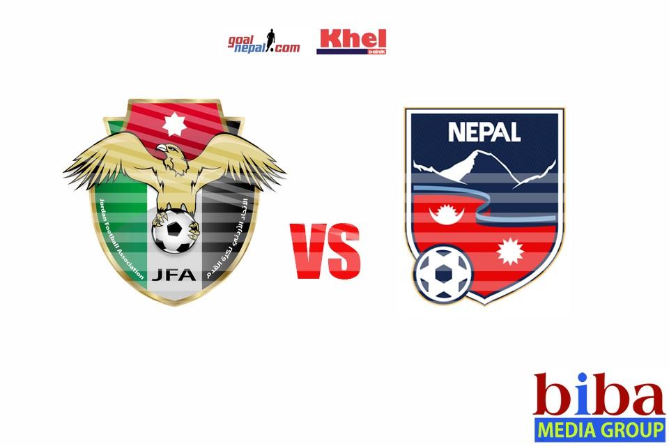 AFC U16 Qualifiers: Jordan U16 Vs Nepal U16 - WATCH THE MATCH LIVE