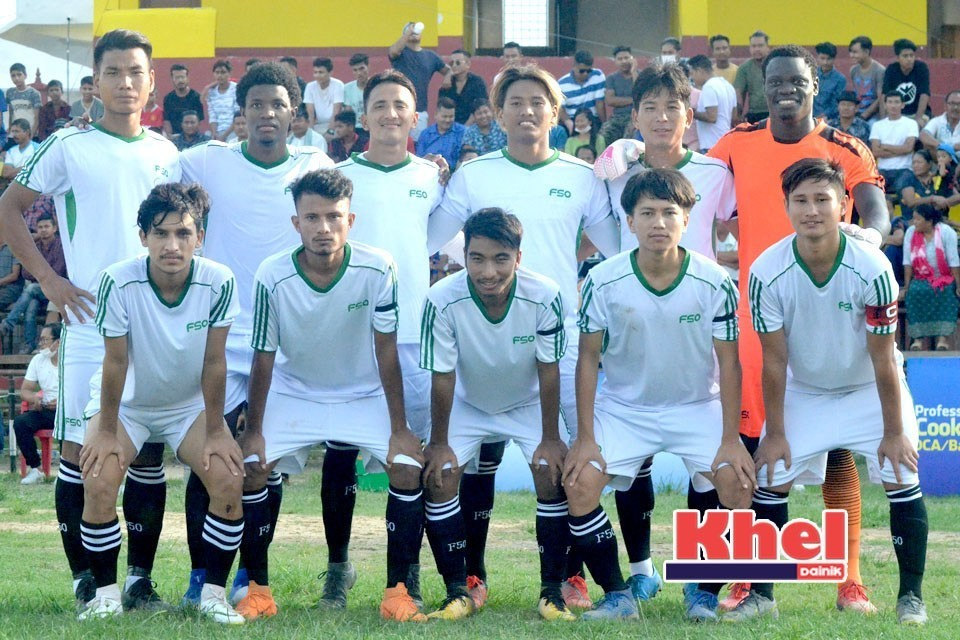 Rupandehi: Fulbari Guys Enters SFs Of 19th Lisnu Cup