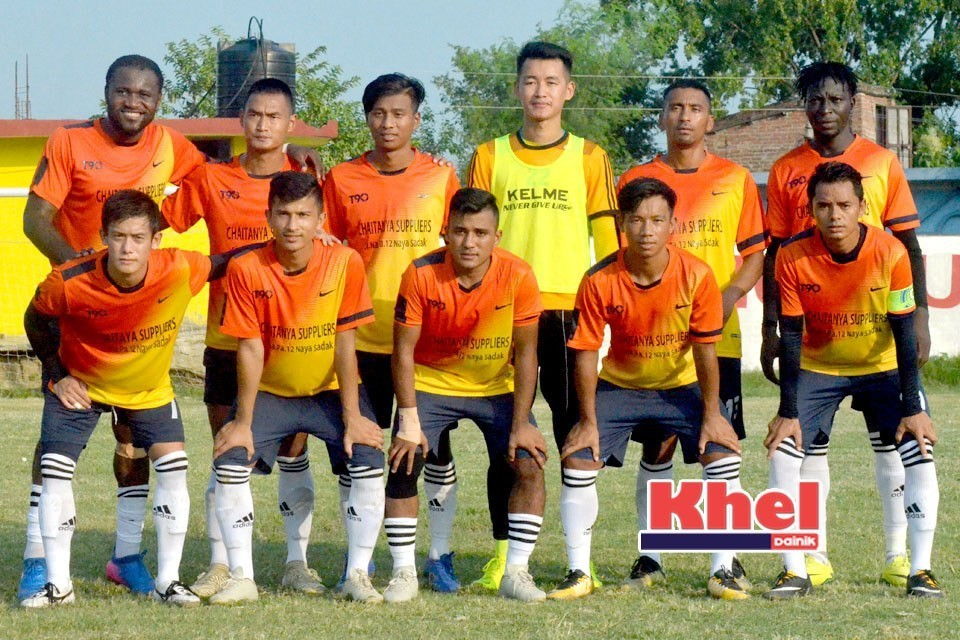Rupandehi: Waling United Enters SFs Of 19th Lisnu Cup