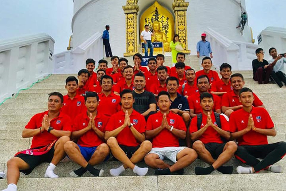 Nepal U18 Wraps Up A Camp In Pokhara; SAFF U18 Starting From Sep 20