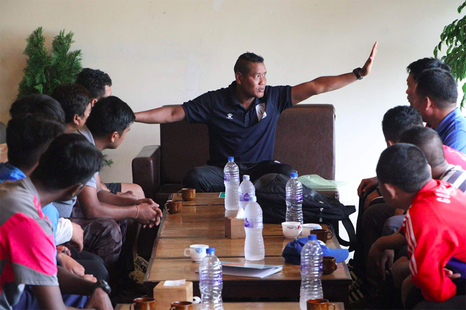 Sunsari District Referee Association Holds One Day Orientation Program