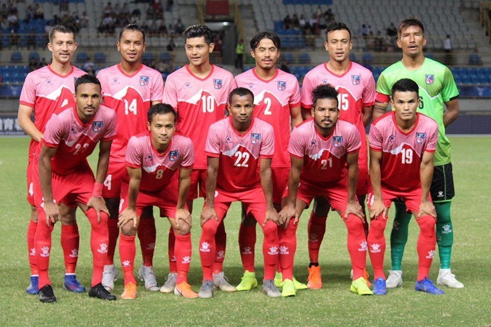 Nepal Moves Five Step To 161 In FIFA World Ranking