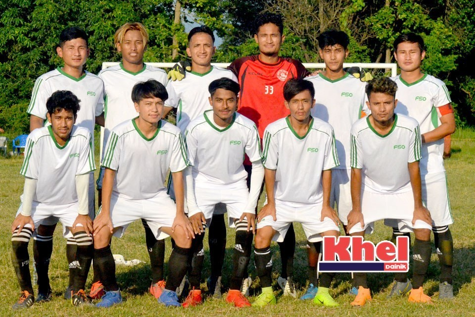 Rupandehi: Fulbari Guys Enters FINAL Of 7th Chadani Cup