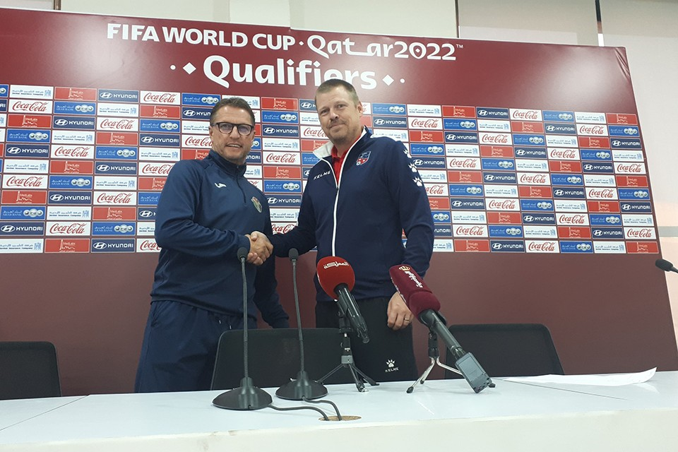 FIFA World Cup Round 2 Qualifiers: Jordan Vs Nepal - PREVIEW