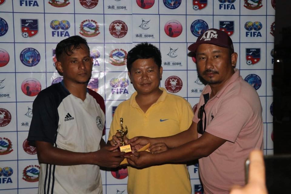 Morang: Panchayan FC Enters 2nd Round Of Pathari Sanischare Cup