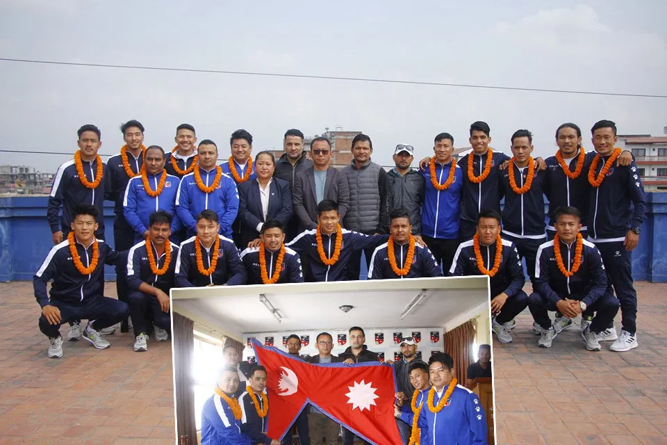 ANFA Bids Farewell To Nepal National Futsal Team