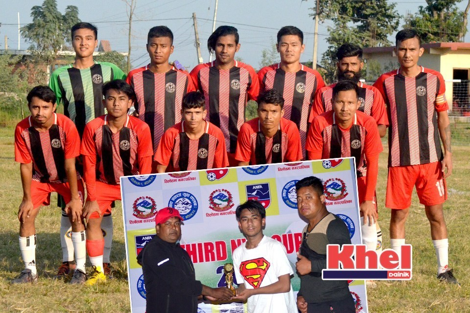 Rupandehi: Pharsatikar Yuwa Club Enters QFs Of 3rd NYC Cup