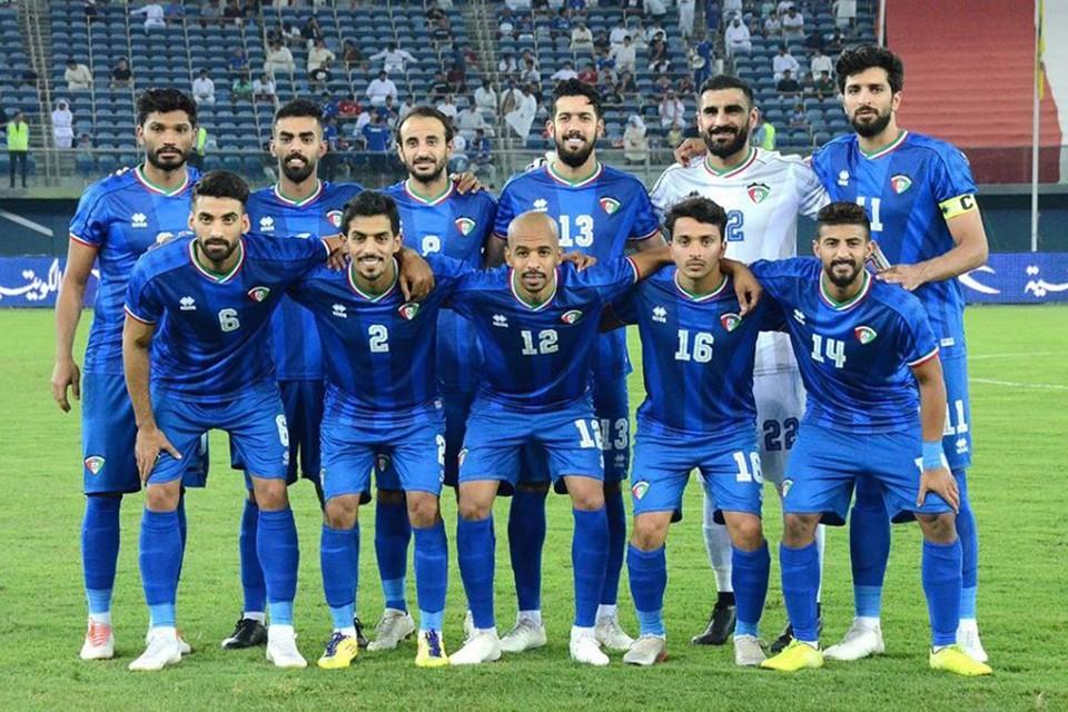 Kuwait Hammers Chinese Taipei 9-0 !