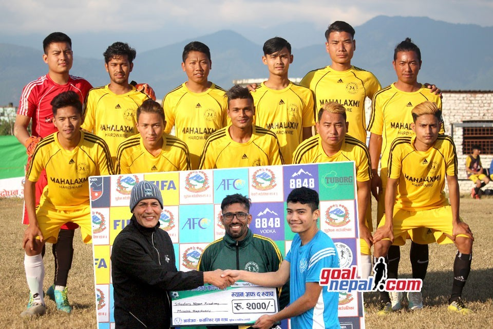 Rupandehi: Bhairab FC Nawalparasi Enters SFs Of 7th Pharsatikar Cup