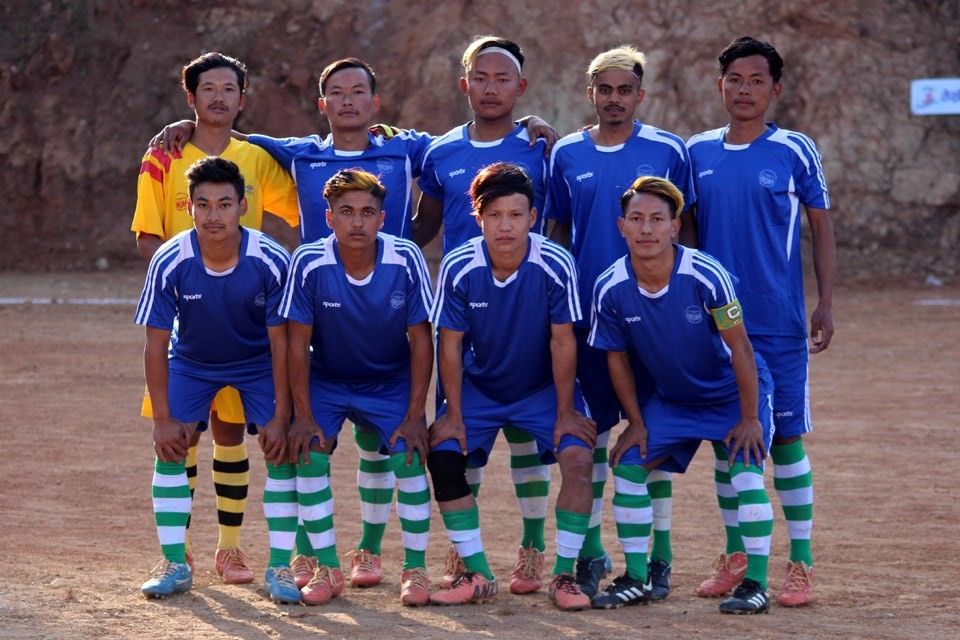 Panchthar: Hosts Kummayak Rural Municipality Enters SFs Of 3rd Kummayak Gold Cup