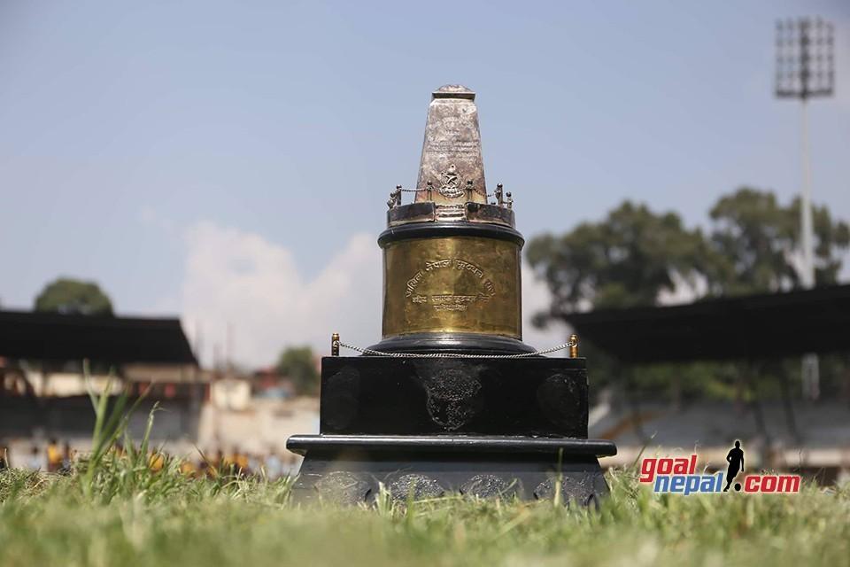 Martyr's Memorial A Division League: NRT Vs Nepal APF; Friends Vs SYC Today
