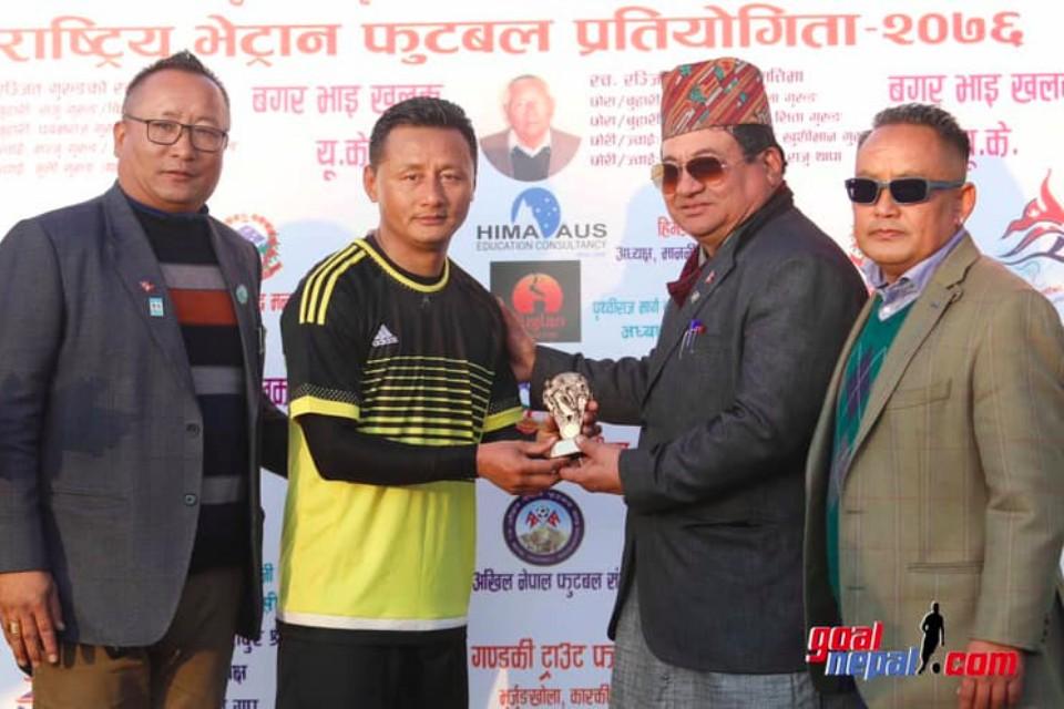 Kaski: 3rd Late Ranjit Memorial Memorial & 9th Bagar Bhai Khalak Veterans Championship Kicks Off