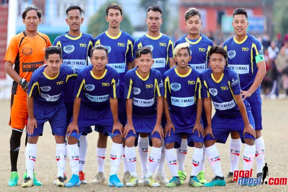 Kaski: Gandaki Province League Kicks Off In Pokhara