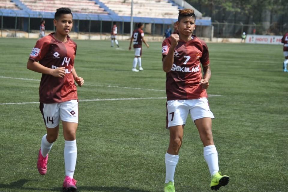 Sabitra Strikes Again As Gokulam Kerala FC Enters SFs As Group Winners