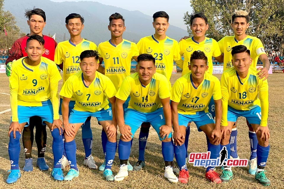 Parasi: Everest Club Chitwan Enters QFs Of 5th Suryanagar Gold Cup