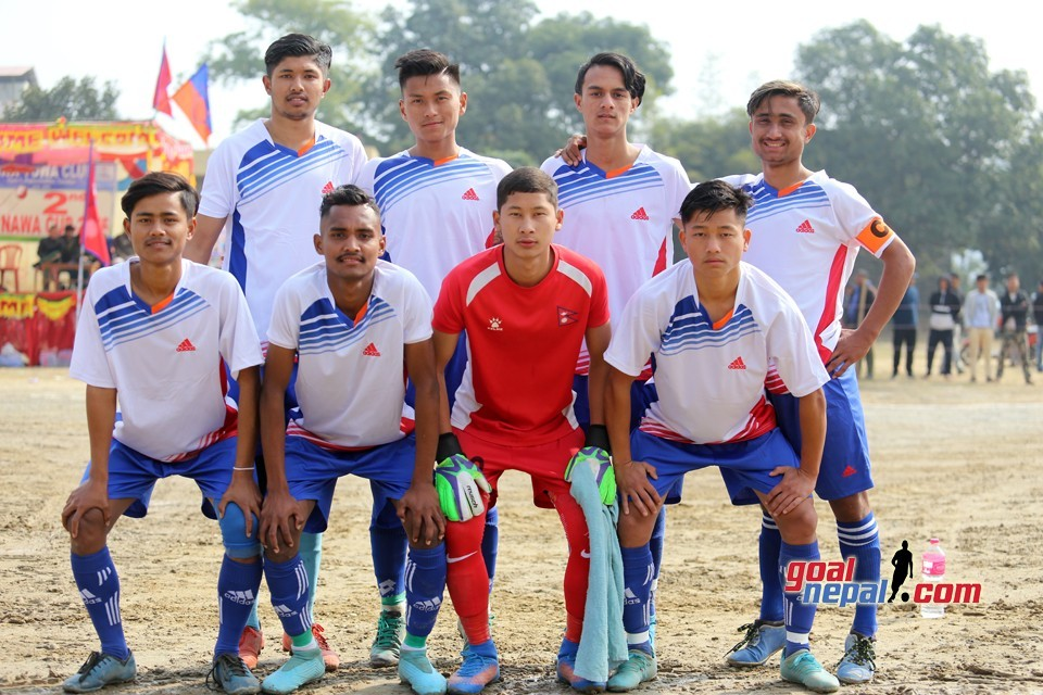 Tanahun: Hosts Nawa Yuwa A, Ananta Club Enter SFs Of 2nd Nawa Yuwa Cup
