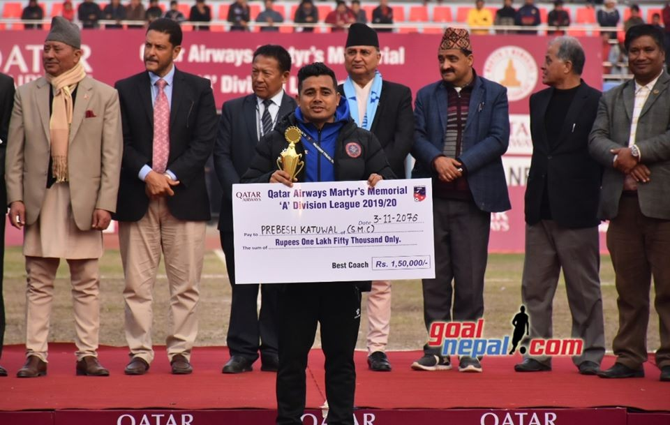 ANFA Announces Best Players & The Best Coach Of The League