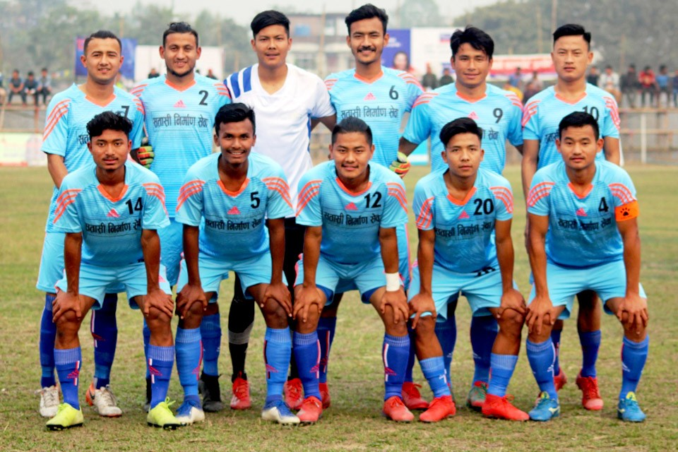 Jhapa: Hosts Shiva Satashi Stuns MMC In The Opener Of 3rd Satashi Gold Cup