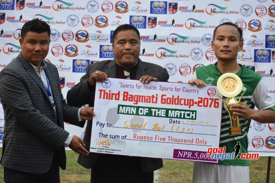 Chyasal Youth Club Enters SFs Of 3rd Bagmati Gold Cup