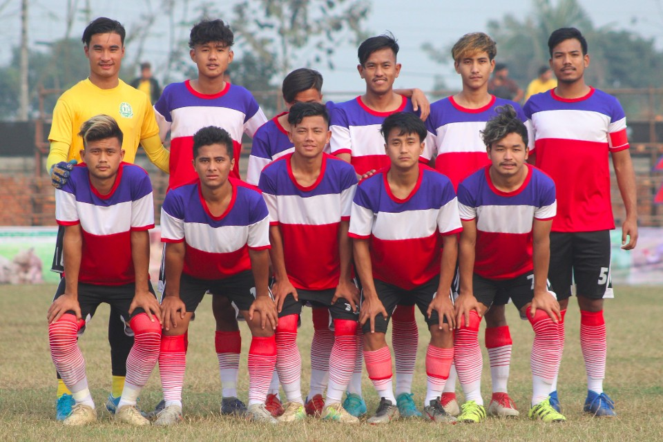 Nawalpur: Indreni Integrated Development Centre Enters QFs Of 5th Rhino Gold Cup