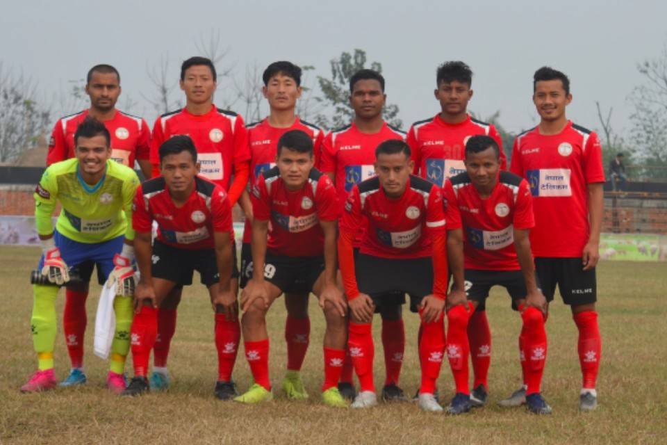 Nawalpur: Nepal Police Club Playing Another Match In Less Than 24 Hrs !