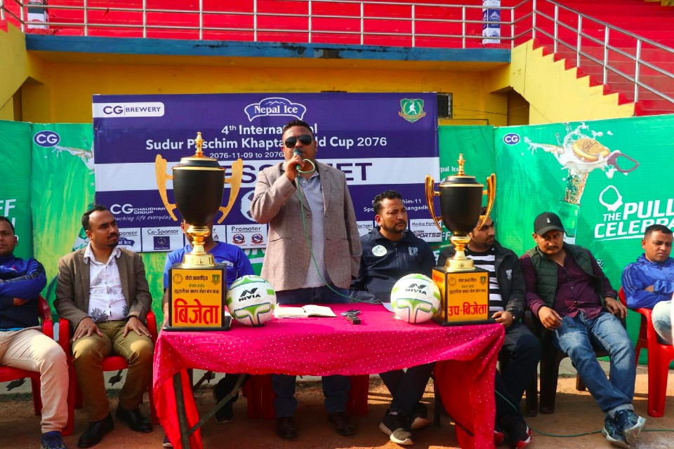 Kailali: Far West Khaptad Gold Cup Kicking Off Today