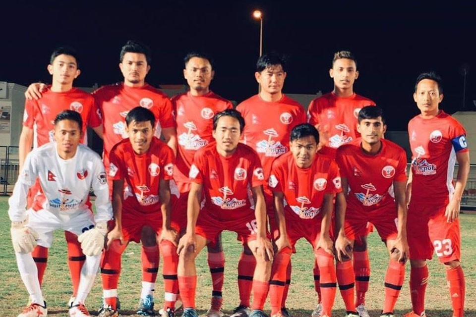 Qatar: Nepal Beats South Korea In Asian Communities Championship