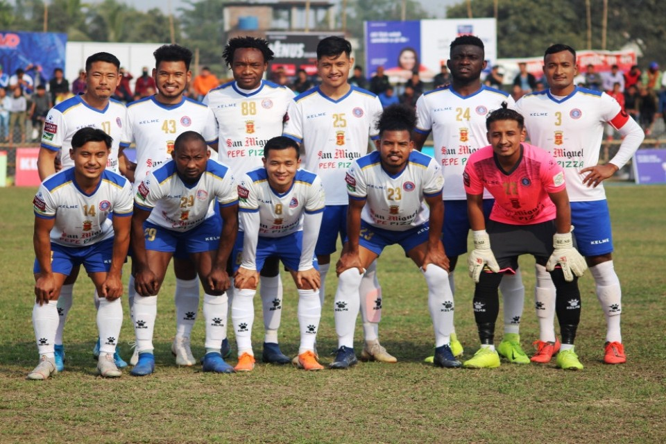 3rd Satashi Gold Cup: Machhindra Sidelines Nepal Army To Enter FINAL
