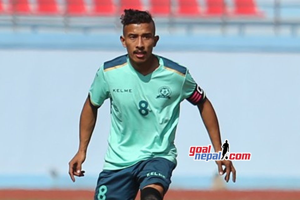 Saraswoti Youth Club Skipper Dipesh Shrestha Banned For Two Years !