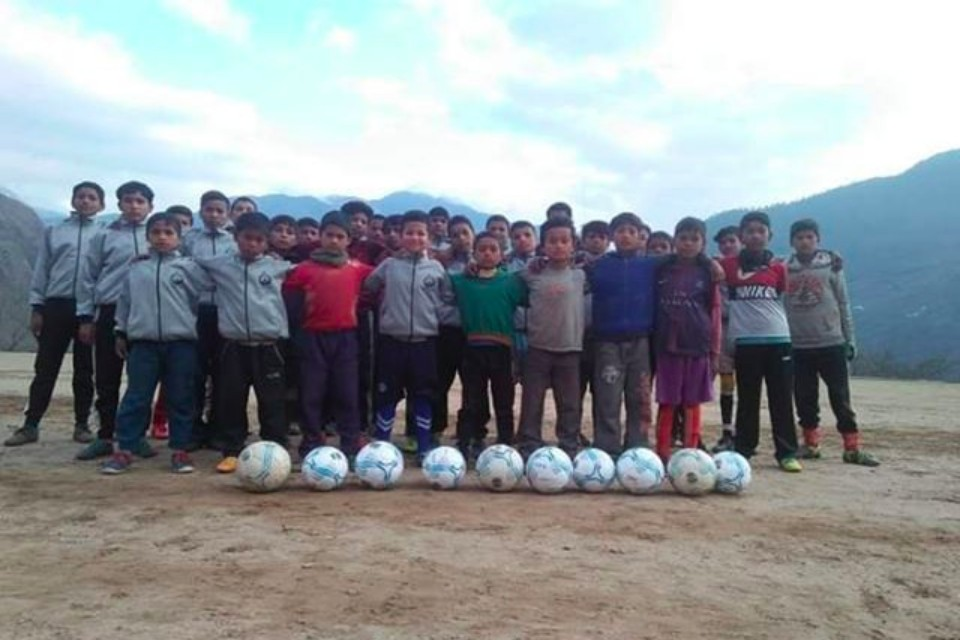 GoalNepal Foundation Supports Players From Remote Kalikot District
