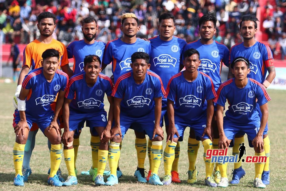 Hosts Far West XI Stuns Three Star Club To Win The Title Of 4th Far West Khaptad Gold Cup