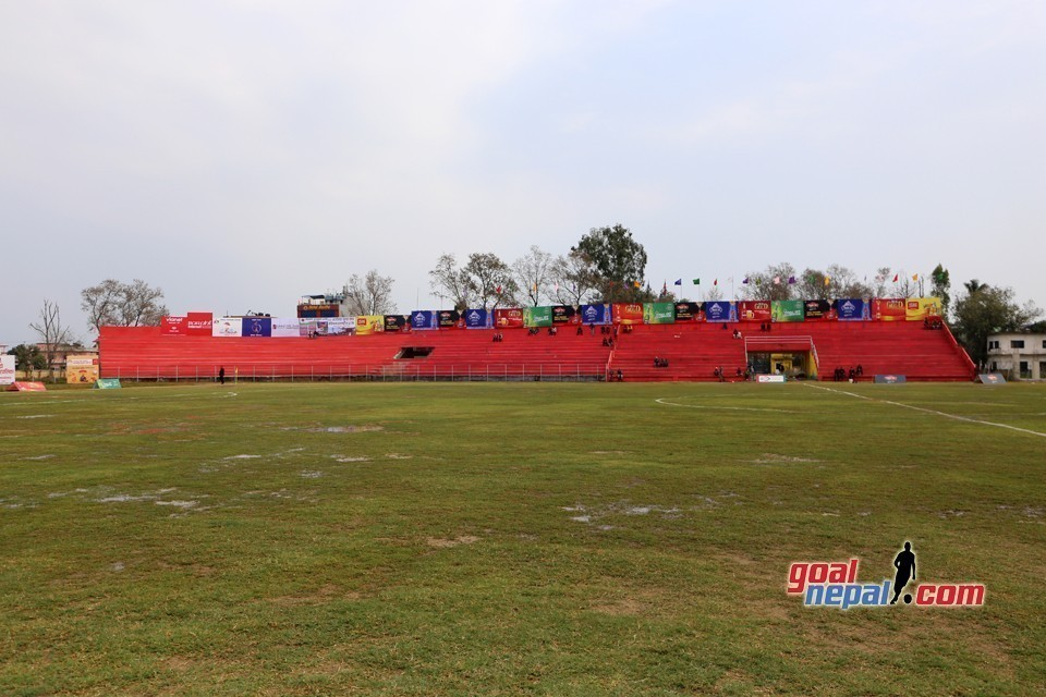 National Sports Council Promises To Construct Round Parapet/Flood Lights At Dhangadhi Stadium
