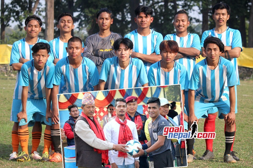 Rupandehi: Leo Bikram Memorial Cup Kicks Off
