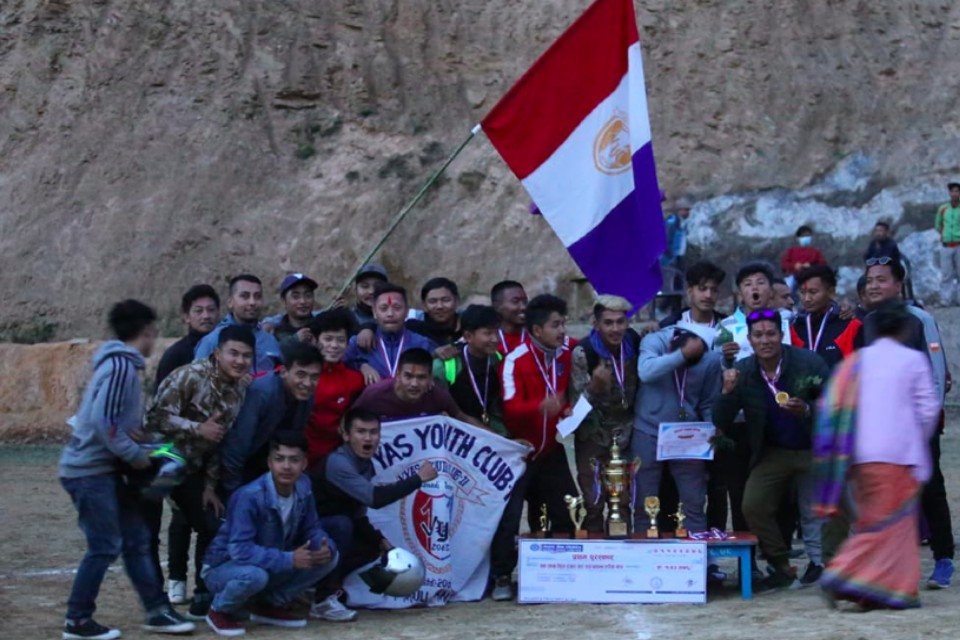 Vyas Youth Club Damauli Lifts Title Of 8th Adarsha & 3rd Tara Memorial Cup