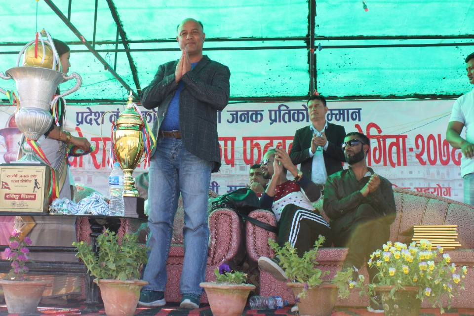 Bagmati Youth Club & Bagmati Municipality Thanks All For Making 4th Rajarshi Janak Cup Successful