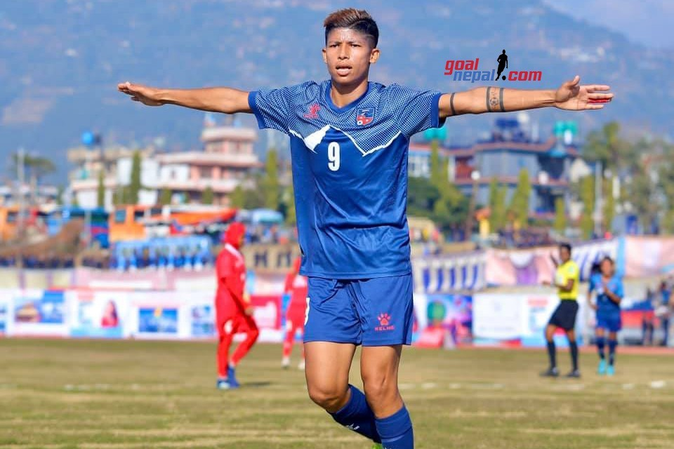 Nepal International Sabitra Bhandari: My Goal Is To Help Nepal Become The Champions In South Asia