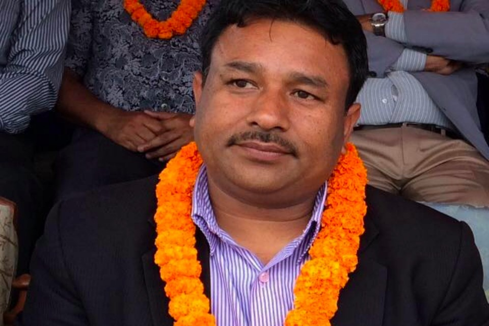 Sports Minister Jagat Bishwokarma: MP Pradip Yadav Has Misunderstanding About ANFA Project