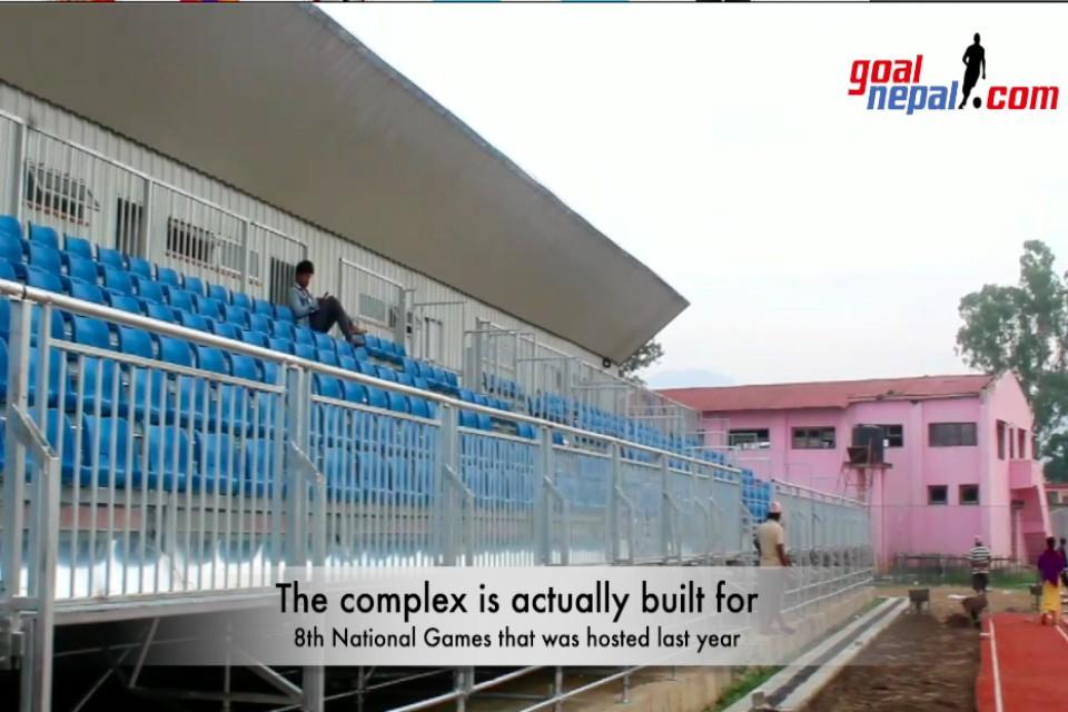Dang: New Look Of Beljundhi Mini Stadium - VIDEO